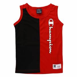 Camiseta tirantes Champion 305634 rojo junior
