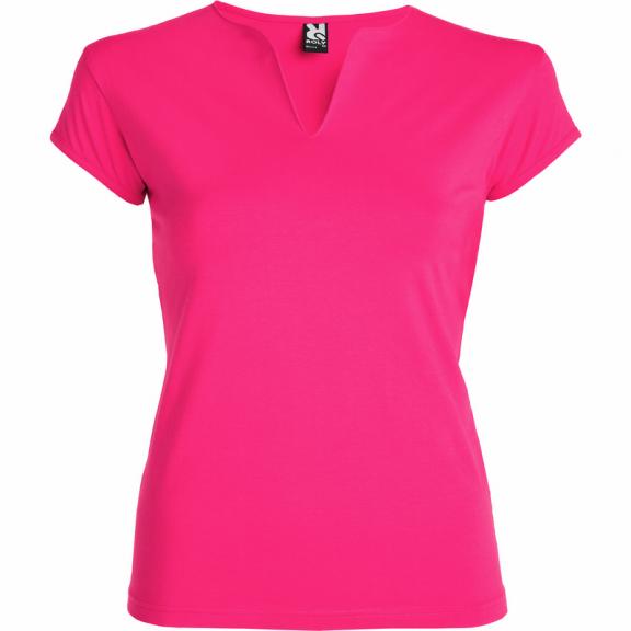 Camiseta Roly Belice algodón rosetón