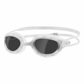 Gafas natación Zoggs Predator blanco lente ahumada