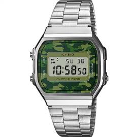 Reloj Casio Digital A168WEC-3EF plata