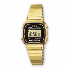 Reloj Casio Digital Vintage LA670WEGA-1EF dorado