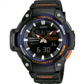 Reloj Casio Analógico Digital SGW-450H-2BER negro