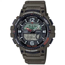 Reloj Casio Analógico Digital WSC-1250H-3AVEF marrón