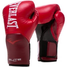 Guantes boxeo Everlast Pro Style Elite TGL rojo
