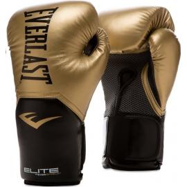 Guantes boxeo Everlast Pro Style Elite TGL dorado