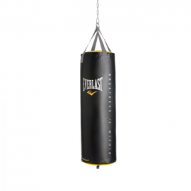 Saco boxeo Everlast Nevatear Heavy Bag 80lbs negro