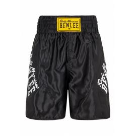 Pantalón boxeo Benlee Bonaventure negro hombre