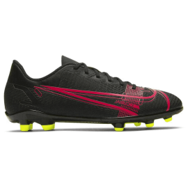 Botas Futbol Nike Vapor 14 Club FG/MG negro junior