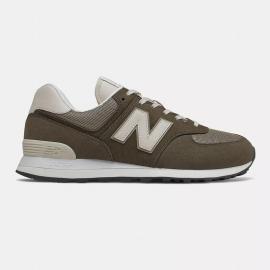 Zapatillas New Balance ML574SHP marrón hombre