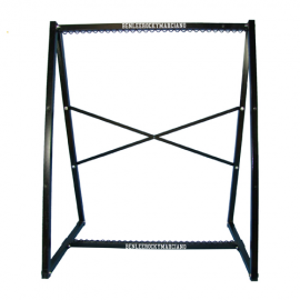 Boxing Bag Display Benlee Rack 162 x 180 cm negro