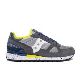 Zapatillas Saucony Shadow Original gris azul amarillo hombre
