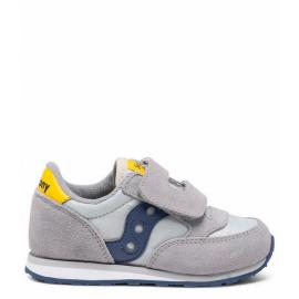 Zapatillas Saucony Baby Jazz HL gris azul infantil