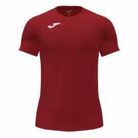Camiseta manga corta Joma Record II rojo hombre