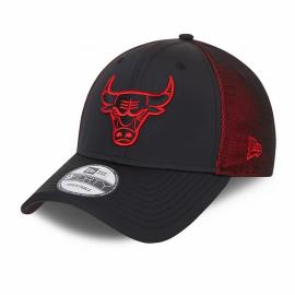 Gorra New Era Mesh Underlay 9Forty Bulls