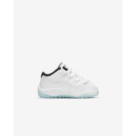 Zapatillas Nike Air Jordan 11 Retro Low Baby blanco infantil