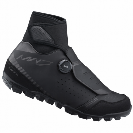 Zapatillas Shimano Mtb invierno MW7 negro hombre