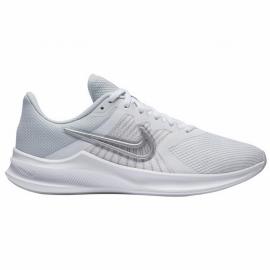 Zapatillas Nike Downshifter 11 blanco gris mujer