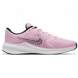 Zapatillas Nike Dowmshifter 11 rosa junior