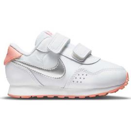 Zapatillas Nike MD Valiant blanco metal infantil