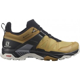 Zapatillas trekking Salomon X Ultra 4 GTX marrón hombre