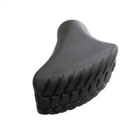 Tapon goma Nordic Walking negro