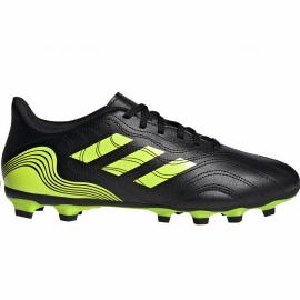 Zapatillas fútbol adidas Copa Sense.4 FXG negro amarillo