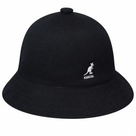 Sombrero Kangol Tropic Casual negro