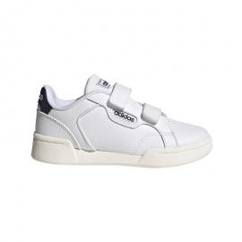 Zapatillas adidas Roguera C blanco azul junior