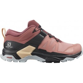 Zapatillas montaña Salomon X Ultra 4 teja mujer