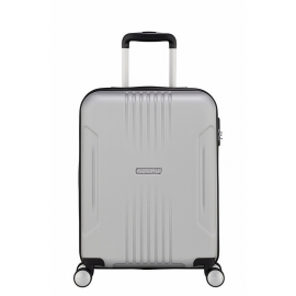 Trolley American Tourister Tracklite Spinner 55x20 plata