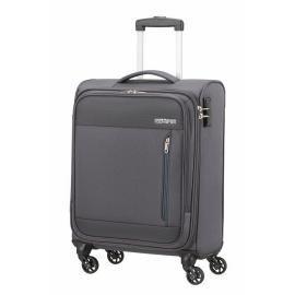 Trolley American Tourister Heat Wave Spinner 55x20 gris