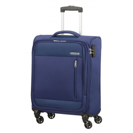 Trolley American Tourister Heat Wave Spinner 55x20 azul