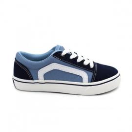 Zapatillas Andy-Z Urban Combi azul niño
