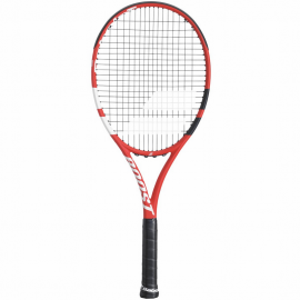 Raqueta de tenis Babolat Boost S roja negra blanca