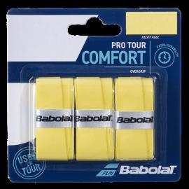 Overgrip Babolat Pro Tour X3 Amarillo