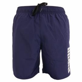Bañador Puma Swim Mid Shorts marino hombre