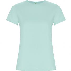 Camiseta Roly Golden Woman verde menta mujer
