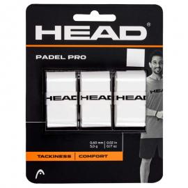 Overgrip Head Padel Pro X3 blanco