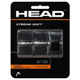 Overgrip Head Xtremesoft negro