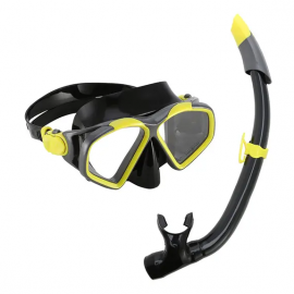 Combo snorkel Aqualung Hawkeye