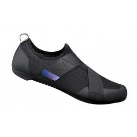 Zapatillas ciclismo Shimano SH-IC100M negro mujer