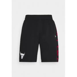 Pantalón corto New Era NBA Print Bulls negro hombre