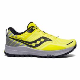 Zapatillas trail running Saucony Xodus 11 amarillo hombre