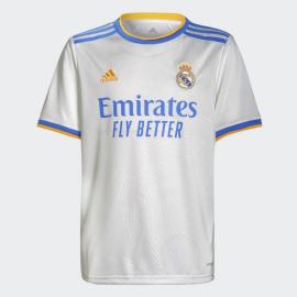 Camiseta fútbol adidas Real...