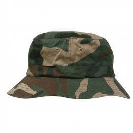 Sombrero bucket Valento Fisher camuflaje unisex