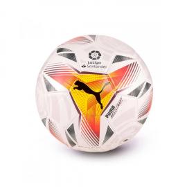 Balón mini fútbol Puma LaLiga 1 Accelerate blanco multi