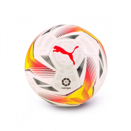 Balón fútbol Puma LaLiga 1 Accelerate blanco multi