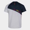 Camiseta Joma Paseo COE tokyo blanco rojo marino hombre