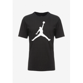 Camiseta Nike MJ Jumpman negro blanco hombre