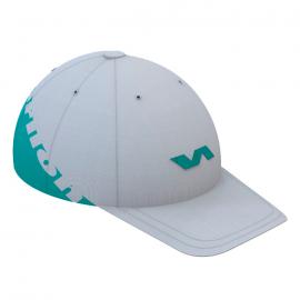 Gorra Varlion Team blanca verde